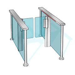 Сенсорные барьеры серии Argus HSB-E07