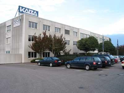 Завод KABA Gallenschuetz